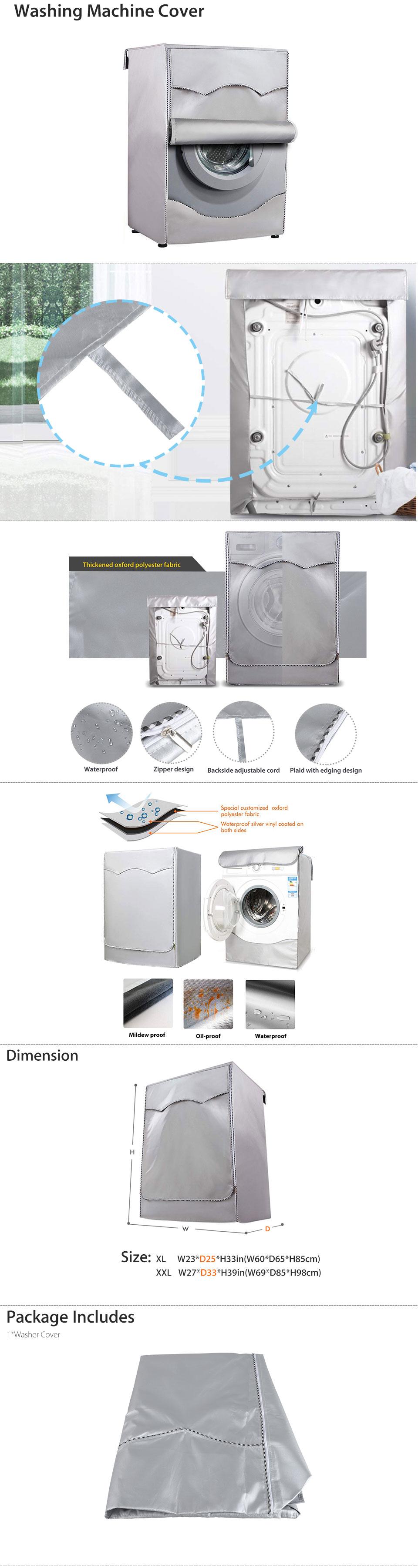 ghdonat.com Washers & Dryers Appliances Washer Cover Drum Washing ...